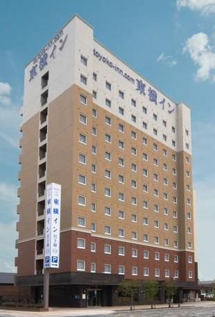 Гостиница Toyoko Inn в Хоккайдо – типичный отель сети.