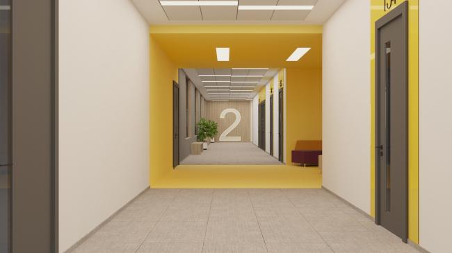 Гимназия А+, проект © Архиматика