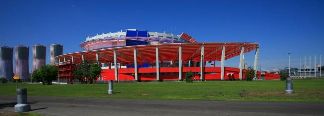 Ледовый дворец спорта на Ходынском поле
