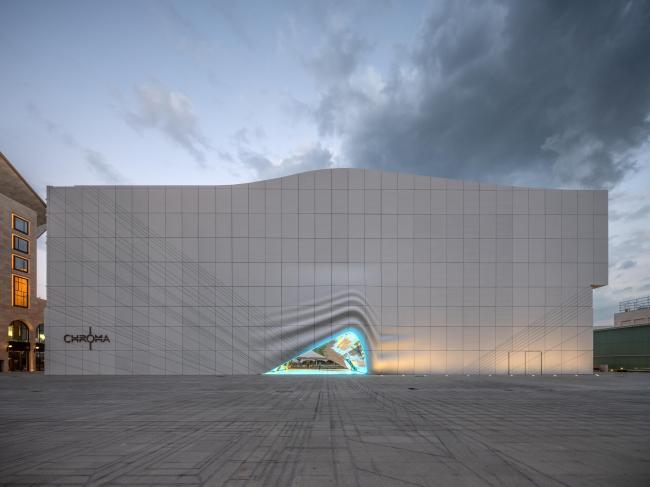 Культурно-развлекательный центр The Imprint в комплексе Paradise City © Ossip van Duivenbode
