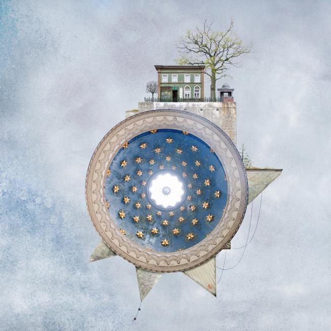«Облачный садовник, Вы влюбились» (Cloudgardener, did you fall in love). Изображение © Zabadu (Matthias Jung)