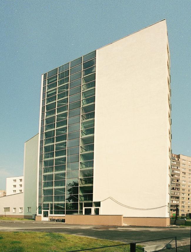 Стоматологическая поликлиника в г. Зеленограде © ГУП МНИИП «Моспроект-4»