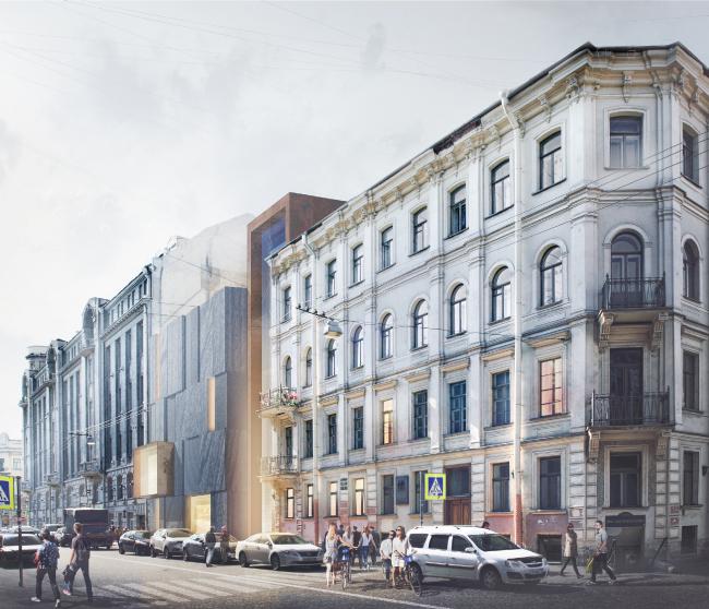 Концепция развития Литературно-мемориального музея Ф.М. Достоевского, 2018
