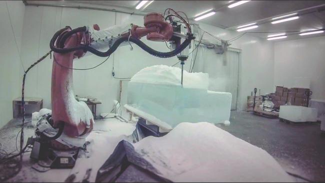 Frozen Relic: Arctic Dissent © ScanLAB. Изображение предоставлено studioBLEAK