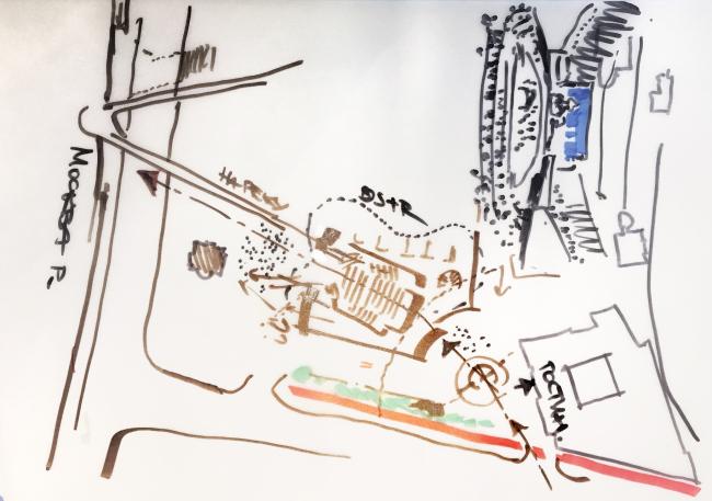 A sketch by Vladimir Plotkin, January 2015