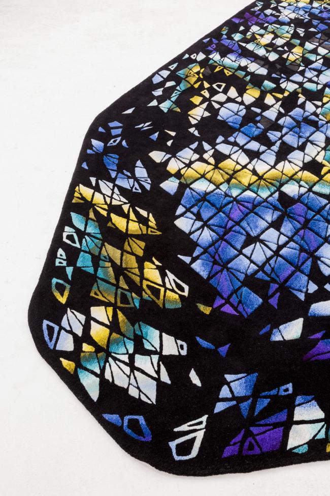 Коллекция RE/Form (Cellular). Изображение предоставлено Zaha Hadid Design