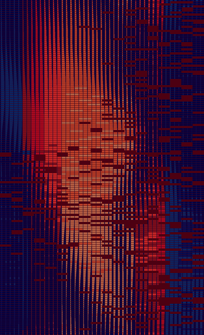 Коллекция RE/Form (Pixels). Изображение предоставлено Zaha Hadid Design