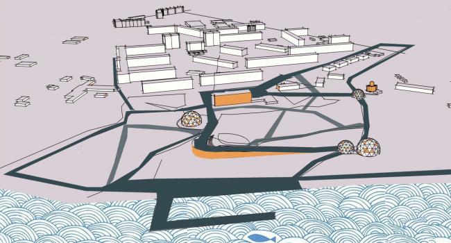 Игарка. Проектное предложение © Master's Plan