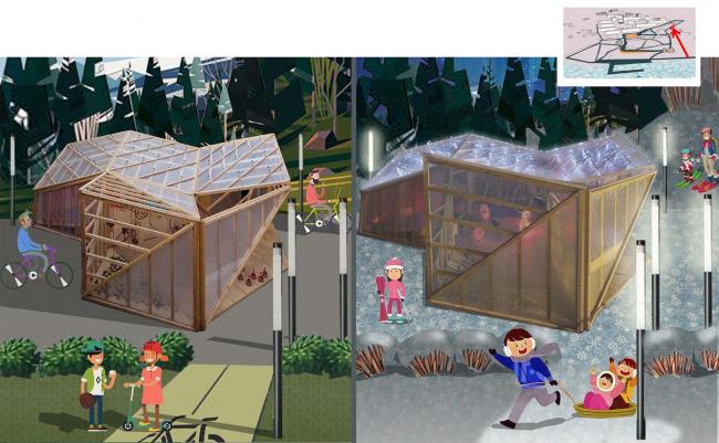 Игарка. Прокат спортивного инвентаря (лето / зима) © Master's Plan