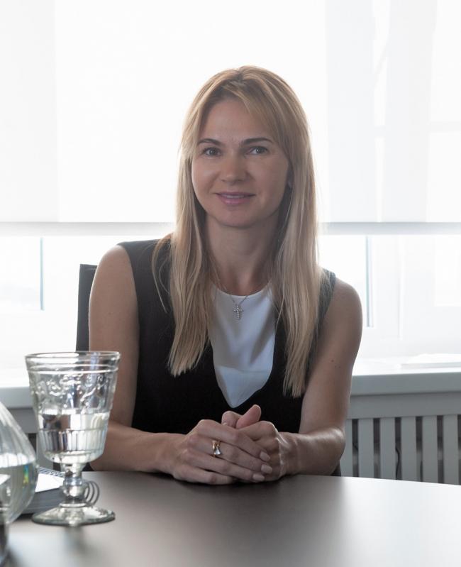 Юлия Зубарик, основатель градостроительного бюро Master`s Plan  © Master's Plan