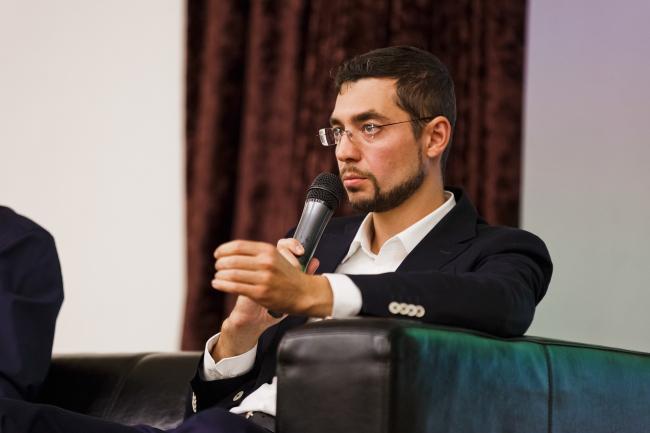 Олег Манов, архитектор, руководитель бюро «FUTURA ARCHITECTS», Санкт-Петербург. Фотография предоставлена «Открытым городом»