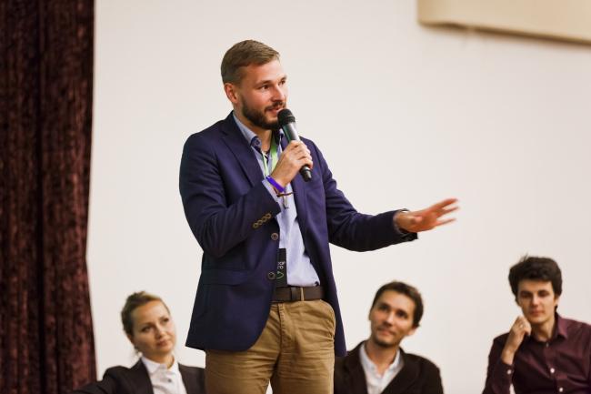 Никита Маликов, архитектор, руководитель бюро Никиты Маликова, Тверь. Фотография предоставлена «Открытым городом»