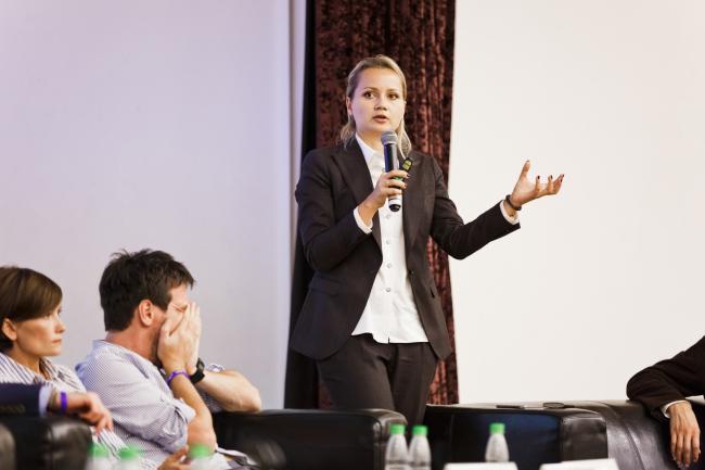 Дарья Толовенкова, заместитель главного архитектора г.Казани. Фотография предоставлена «Открытым городом»