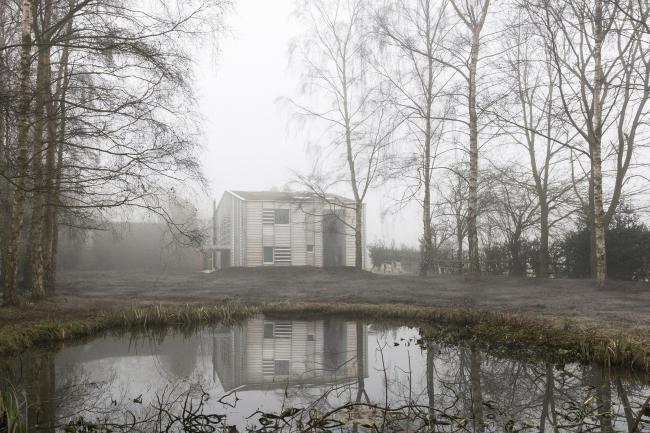 «Старый сарай – новый дом» © Greg Storrar