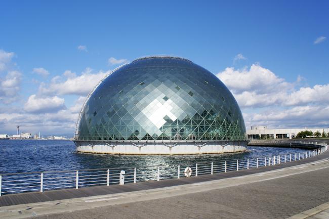 Морской музей в Осаке. Фотография: 663highland, <noindex><a href=