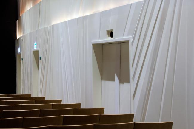 Концертный зал «Зарядье». Фотография © Юлия Тарабарина, Архи.ру