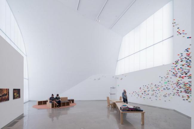 Институт современного искусства университета Содружества Виргинии. Фото © Iwan Baan
