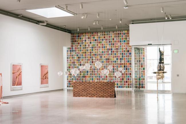 Институт современного искусства университета Содружества Виргинии. Фото © Terry Brown
