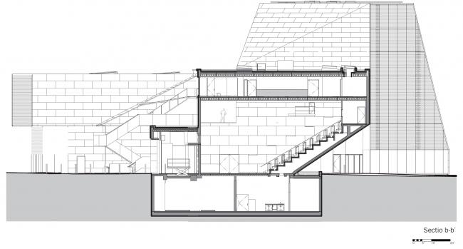 Институт современного искусства университета Содружества Виргинии © Steven Holl Architects