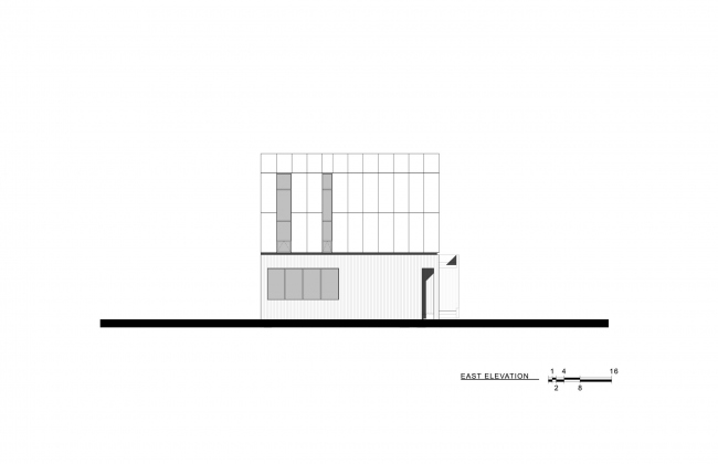 Многоквартирный дом на Джейсон-стрит © Meridian 105 Architecture