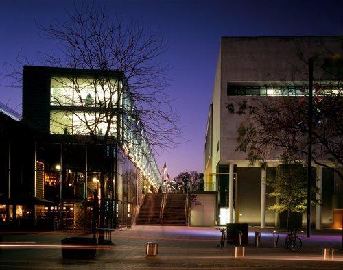 «Элайз & Моррисон». Концертный зал «Ройял Фестивал Холл» в Лондоне