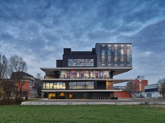 Модуль UMAR в здании NEST. Фото © Zooey Braun, Stuttgart