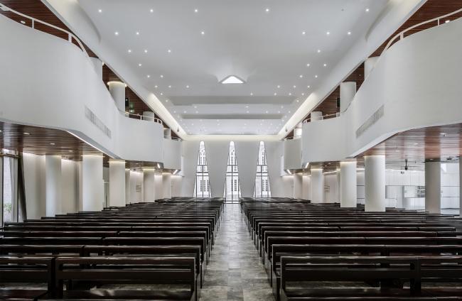Христианская церковь в Фучжоу © Shi Kai / INUCE