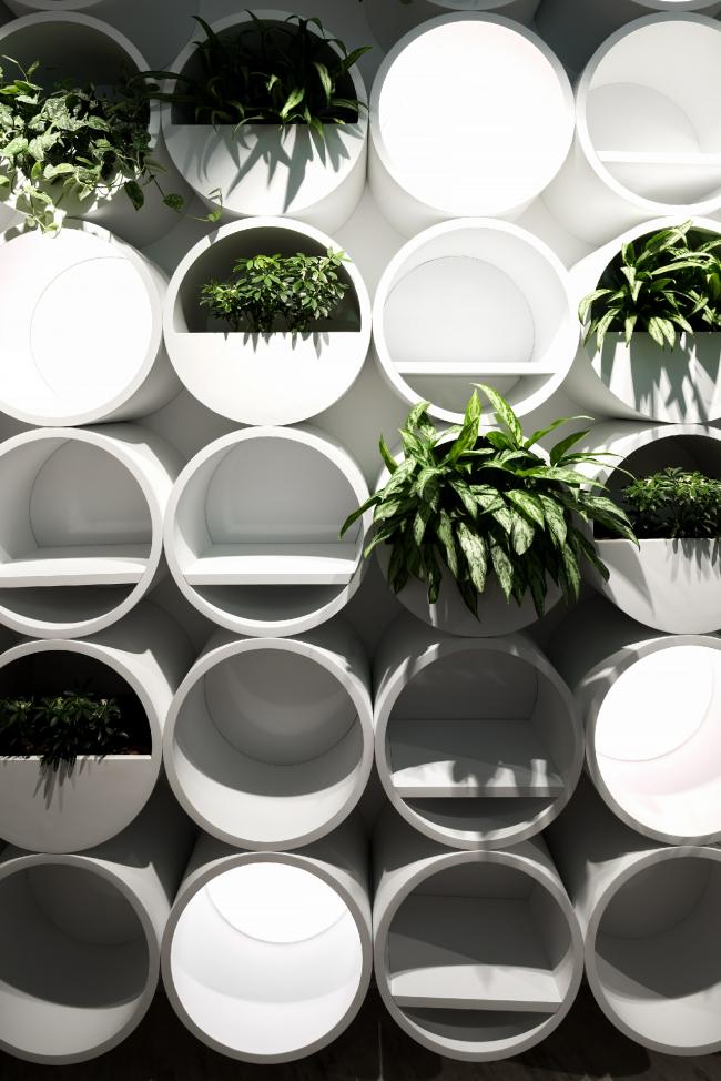 Офис креативного коммуникационного агентства DPG © Т+Т Architects