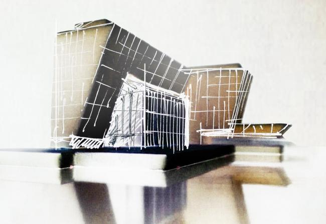 Многофункциональный комплекс «Технопарк «Холодильник». Эскизы © Архитектурная мастерская «ГРАН»
