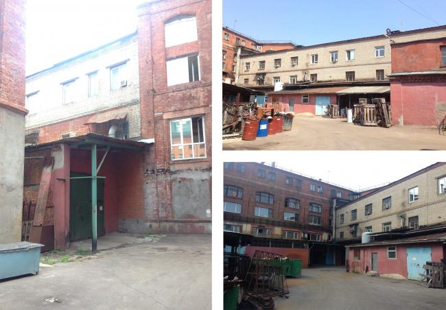 Реконструкция комплекса зданий завода «Мосавтостекло» © Архитектурная мастерская «ГРАН»