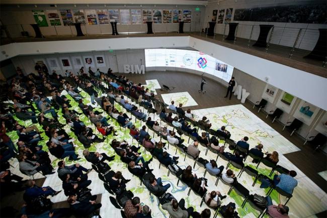 Конференция пользователей ARCHICAD BIM DAY-2018 в Доме на Брестской © GRAPHISOFT