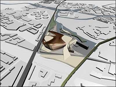 Проект мечети для Лондона