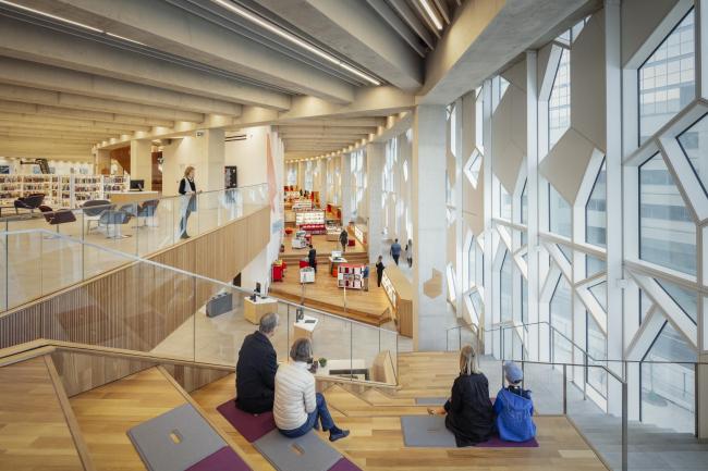Центральная библиотека Калгари © Michael Grimm