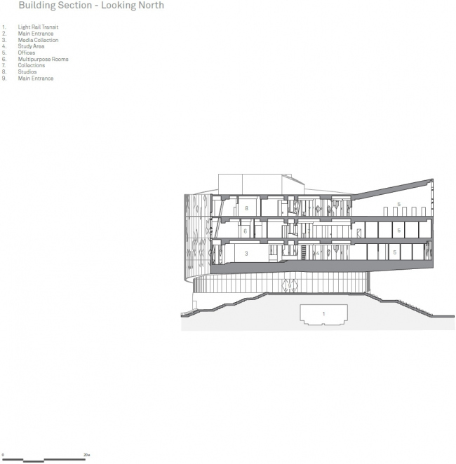 Центральная библиотека Калгари © Snøhetta