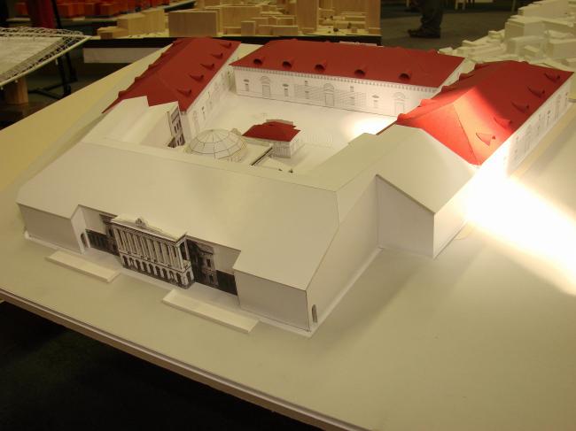 «Провиантские магазины» – музей истории Москвы