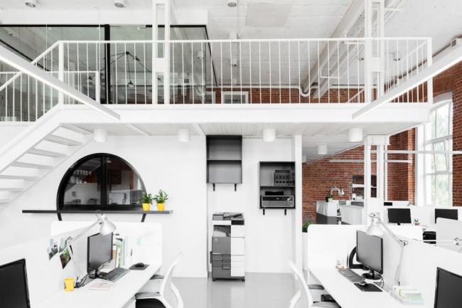 Офис компании Arteza. Архитекторы: arch.funk. Изображение предоставлено пресс-службой премии MCFO Awards