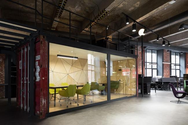 Офис компании Restream. Архитекторы: Model Of Sustainable System. Изображение предоставлено пресс-службой премии MCFO Awards