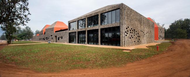 Факультет архитектуры и экологического проектирования. Фото © Jules Toulet