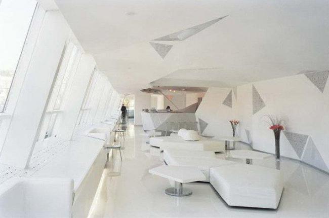 PinchukArtCentre © Philippe Chiambaretta Architecte