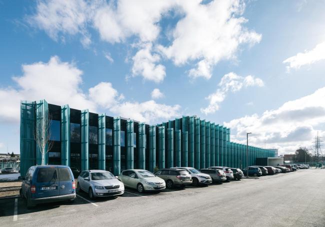 Здание компании Elering. Фото © Tõnu Tunnel