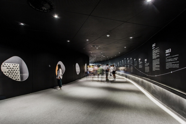 Центр исполнительских искусств Вэйуин. Фото © Shawn Liu Studio