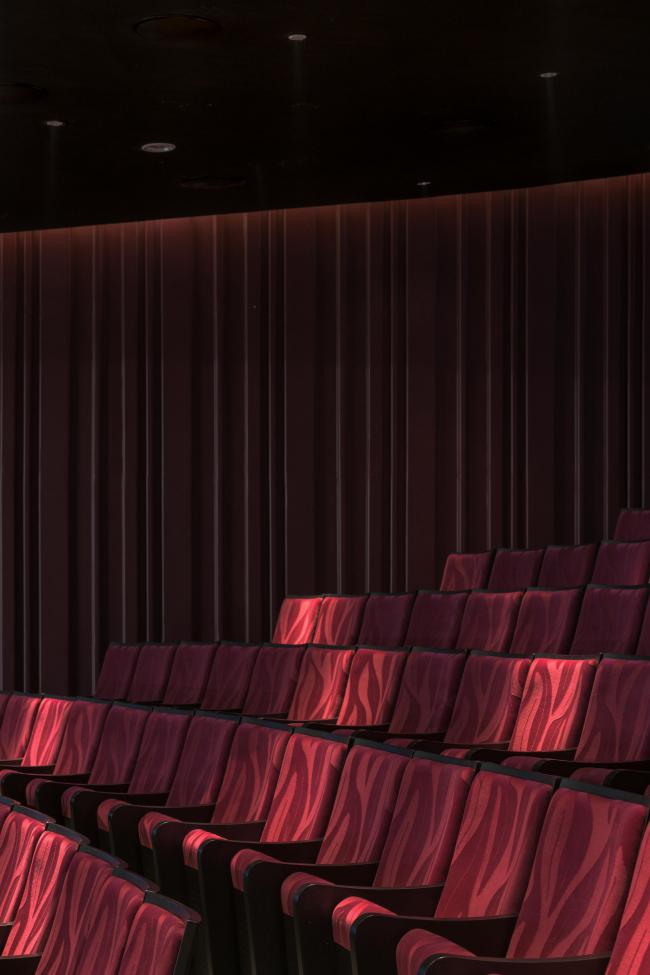 Центр исполнительских искусств Вэйуин. Фото © Ethan Lee
