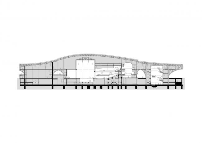 Центр исполнительских искусств Вэйуин © Mecanoo architecten