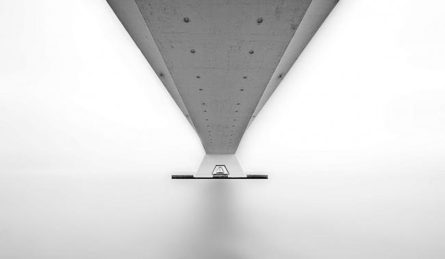 Поощрительная премия SIPA 2018. «Под мостом» © Петер Плорин (Германия) / Peter Plorin