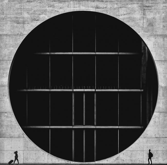 Поощрительная премия SIPA 2018. «Квадратура круга» © Александер Шёнберг (Германия) / Alexander Schönberg