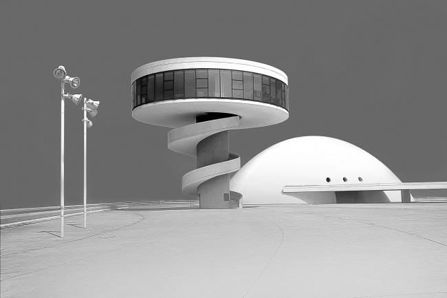 Поощрительная премия SIPA 2018. «Культурный центр Оскара Нимейера» © Улли Цупин (Италия) / Ulli Zupin