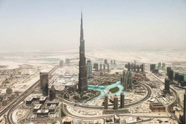 Поощрительная премия SIPA 2018. «Дубай» © Томас Калак (Германия) / Thomas Kalak