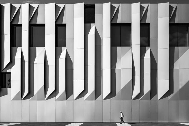 Поощрительная премия SIPA 2018. «Старое и новое» (Экс-ан-Прованс, Франция) © Дэвид Флетчер (Великобритания) / David Fletcher