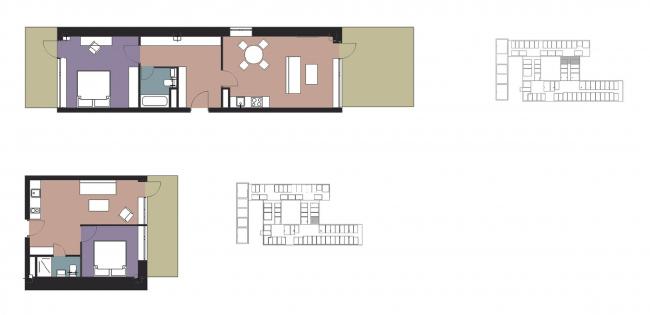 CO_Loft. Building 1 © DNK ag
