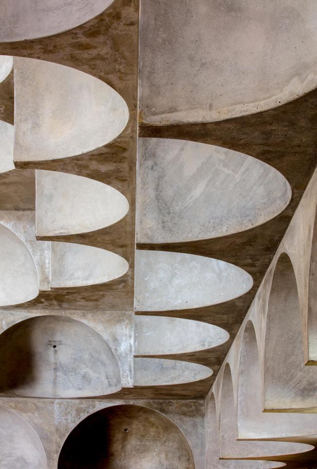 Мечеть района Панчбоул. Фото © Brett Boardman